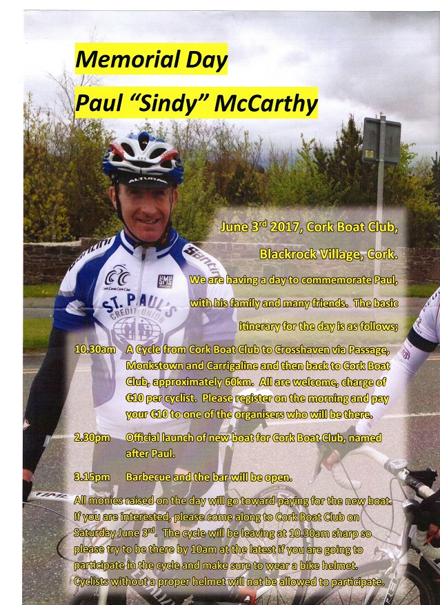 "Paul ""Sindy"" McCarthy"