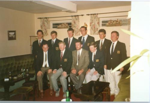 1991 - Henley & Metro