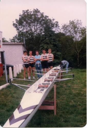 1988 junior 4 athlone regatta